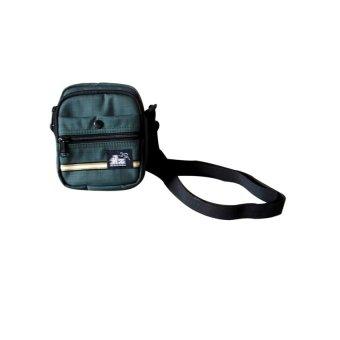 ILLUSTRAZIO Durashield Sling Bag (Green) - picture 2