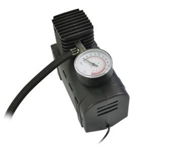 12V Car Auto Electric Pump Air Compressor Portable Tire Inflator 300PSI - Intl - intl