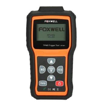 FOXWELL NT1001 OBD Car Diagnostic Scan Tool TPMS TirePressureMonitoring Trigger Tool TPM Sensor Decoder - intl