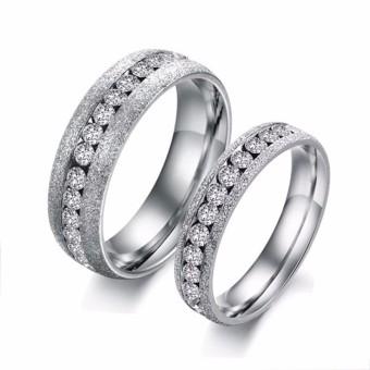 Elegant Wedding Rings for sale Lazada Philippines