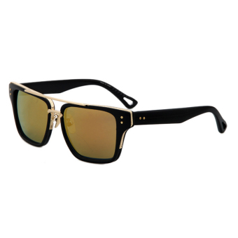 luxury sunglasses jtzs  Orange Square Sunglasses Brand Designer Sunglasses