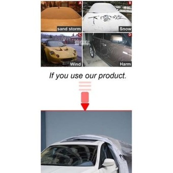 The Cheapest 49M UNIVERSAL UV WATERPROOF OUTDOOR FULL CAR AUTO