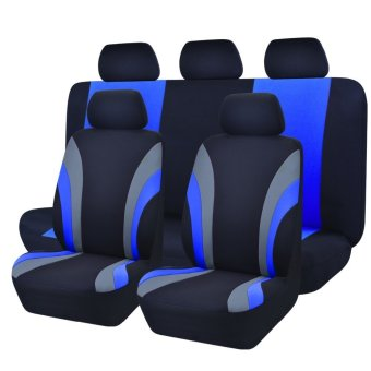 Car Seat Cushion Semi Custom Low Back Universal Fitment Velour Leather Like Car Seat Cover Covers