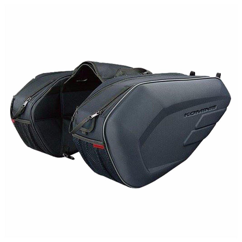 Driving gloves for sale philippines - Komine Sa 213 Molded Saddle Bag 36l Black