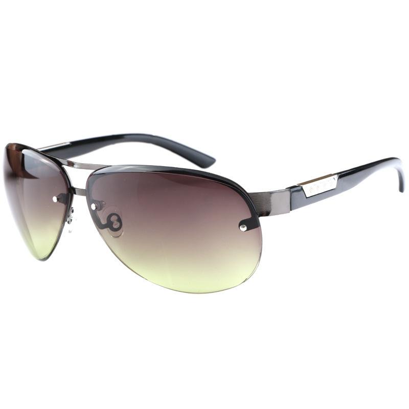 pilot sunglasses brand  Mens Pilot Sunglasses Men Sun Glasses Green Color Brand Design ...