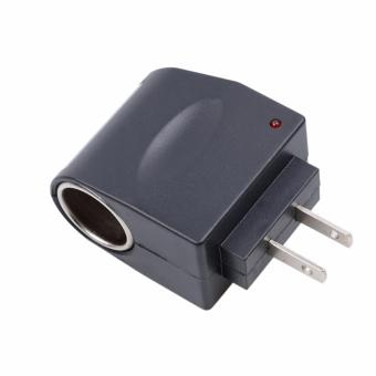 Portable AC To DC 12V Power Adapter Converter for Car To Wall PowerUS Plug