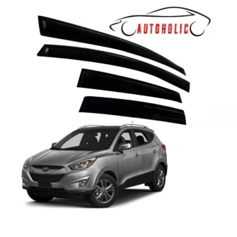 Rain Guard Visor for Hyundai Tucson 2010 to 2015