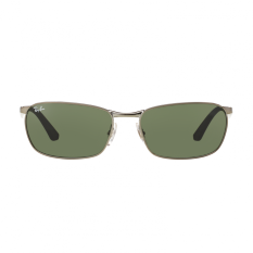cheap sunglasses that look like ray bans  ray ban sunglasses rb3534 gunmetal (4) size 62 green