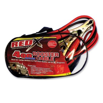 Red X Booster Cable 400 AMP