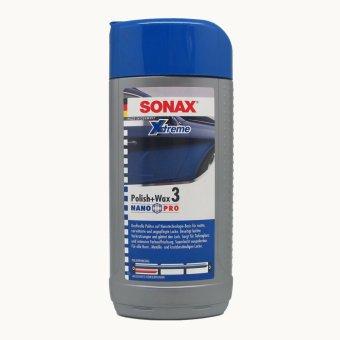 sonax 202200 3 nanopro xtreme polish wax lazada ph. Black Bedroom Furniture Sets. Home Design Ideas