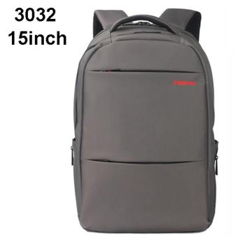 Tigernu Waterproof Large Capacity Laptop Backpack for 12-15.6inch Laptop Size M(light grey)