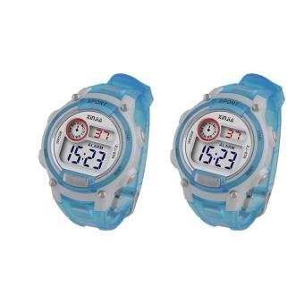 Xinjia Kid's Plastic Strap Watch XJ-859 SET OF 2