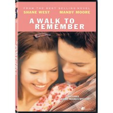 a walk to remember film review essay Nicholas sparks waves his magic romance wand once again, this time over the  ideal of transformational first love in a walk to remember, landon carter.