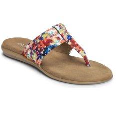 Aerosoles Chlairvoyant Sandals (Multi Coral)