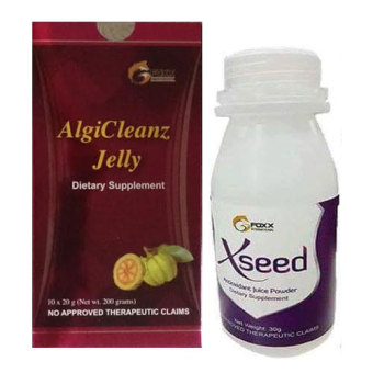 AlgiCleanz Jelly-Garcinia Cambogia in a Jelly Lose Weight ...