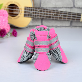 design Nylon,Fleece inner,Non-Slide sole Dog rain snow boots for dogs ...: www.lazada.com.ph/dog-shoes-pet-boots-casual-anti-slip-rubber-shoes...