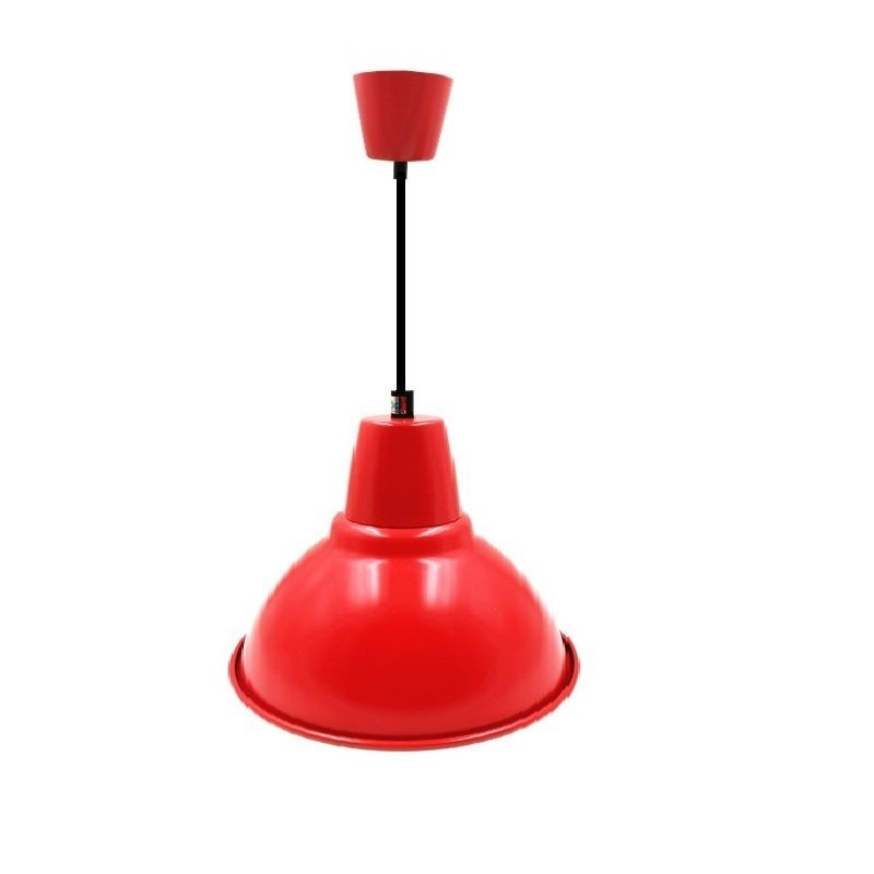 Ikea Red Chandelier