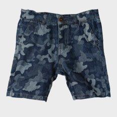 jusTees Boys Camo Shorts