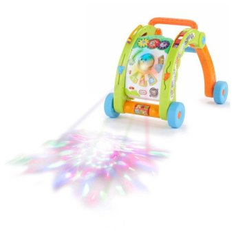 Little tikes light the way 3 in 1 activity walker lazada ph for Little tikes 2 in 1 buildin to learn motor workshop