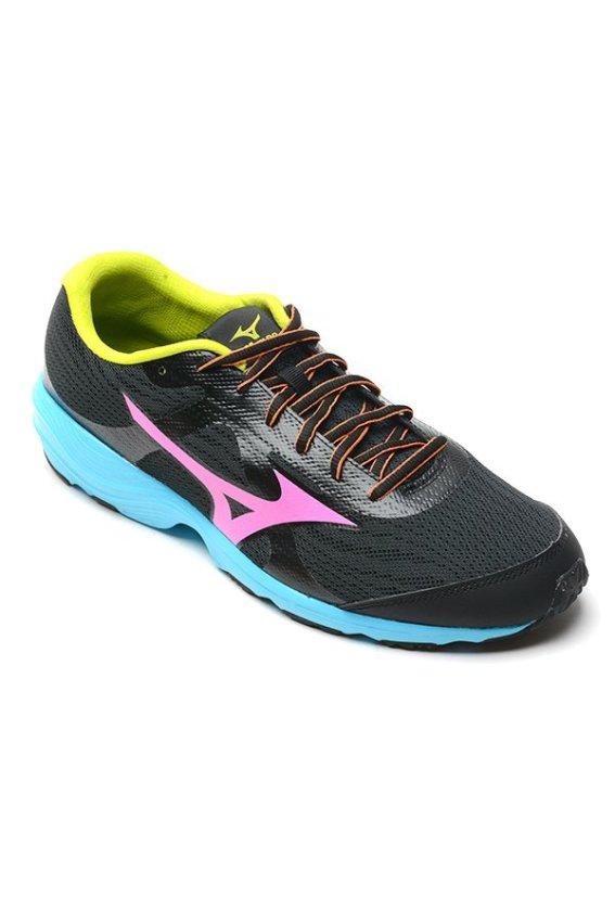 new balance newmrushgo2e mens running shoes grey pink