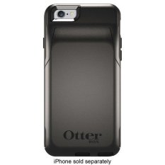 OtterBox Commuter Series Wallet Case for Apple iPhone 6/6s (Black)