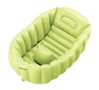 richell for babies baby bath tub green lazada ph. Black Bedroom Furniture Sets. Home Design Ideas