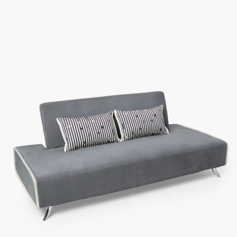 Sm Home Sapphire Sofa Bed Grey Lazada Ph