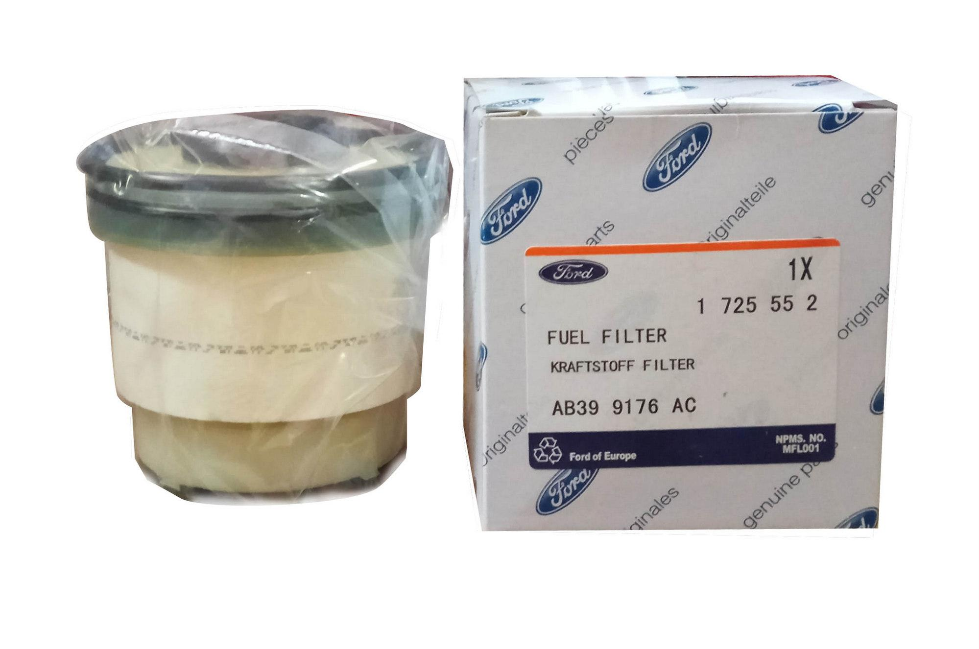 ford genuine fuel filter ab399176ac ( ab39-91-76ac ) for ford ranger /