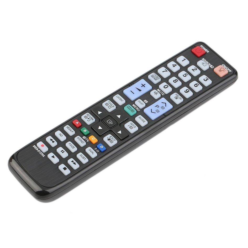 OH New Replacement Remote Control For Samsung BN59-01039A 3D DVD Smart TV