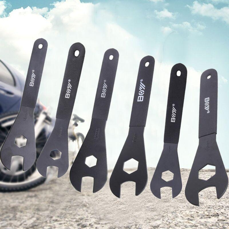 QF Portable Hand Tools Open Wrench Hand Spanner for Repairing Bicycle Bike Tool - 13MM/