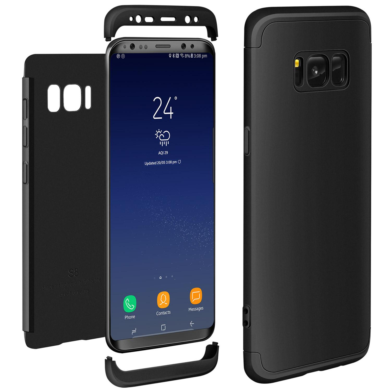 ... Flip CoverPHP268. PHP 268. RYMALL For Galaxy S8 Casing Back Case Ultra Slim 3 in ...