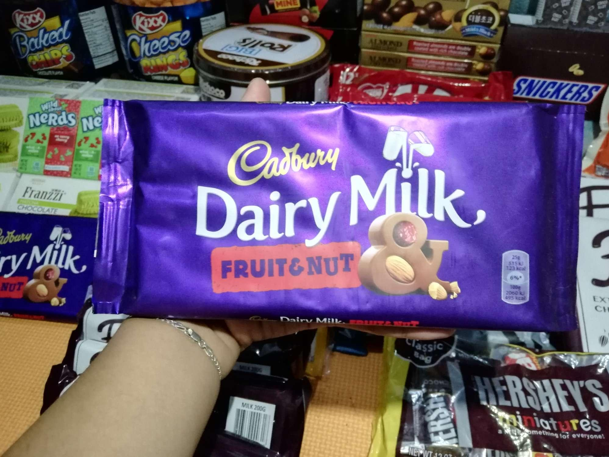 Cadbury Philippines Price List Dairy Milk Chocolate For Delfi Hot Cocoa Mix 125 Gr Fruit And Nuts 200grams
