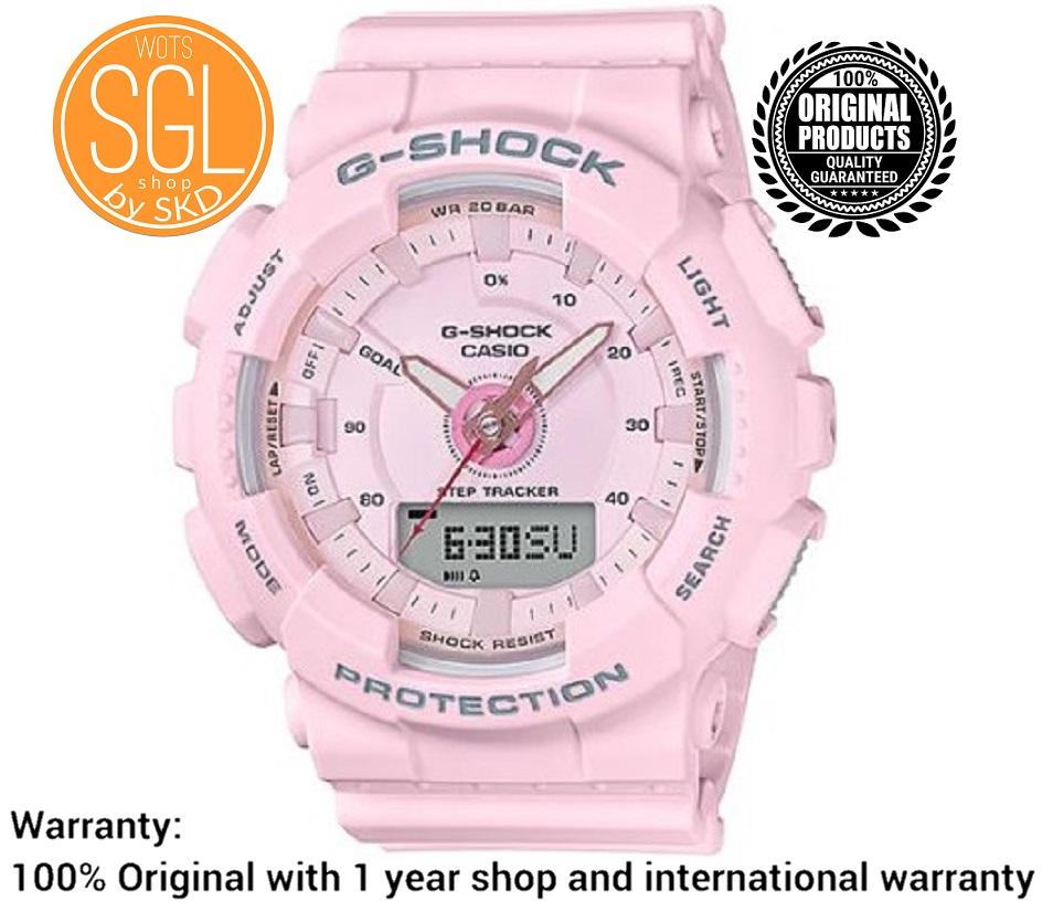 Casio G Shock Philippines Watches For Women Sale Ga 110fc 1adr Mid Size Step Tracker Watch Gmas130 4 Sgl Wots Shop