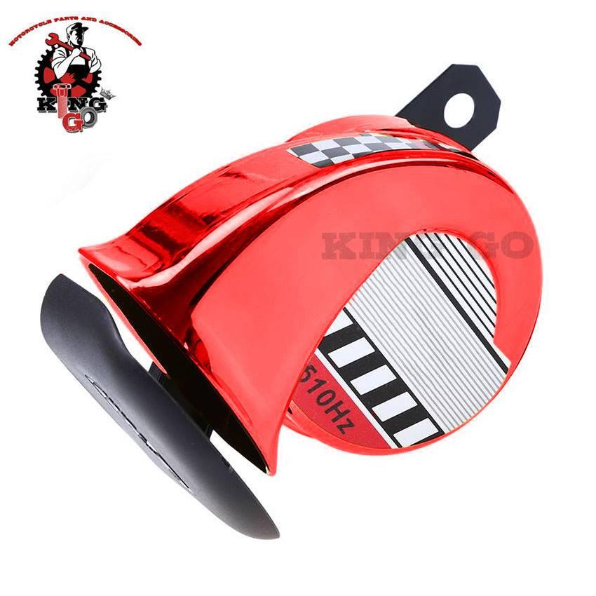 Car horns for sale car horn sound online brands prices reviews 12v snail horn for motorcycle 031h red swarovskicordoba Gallery