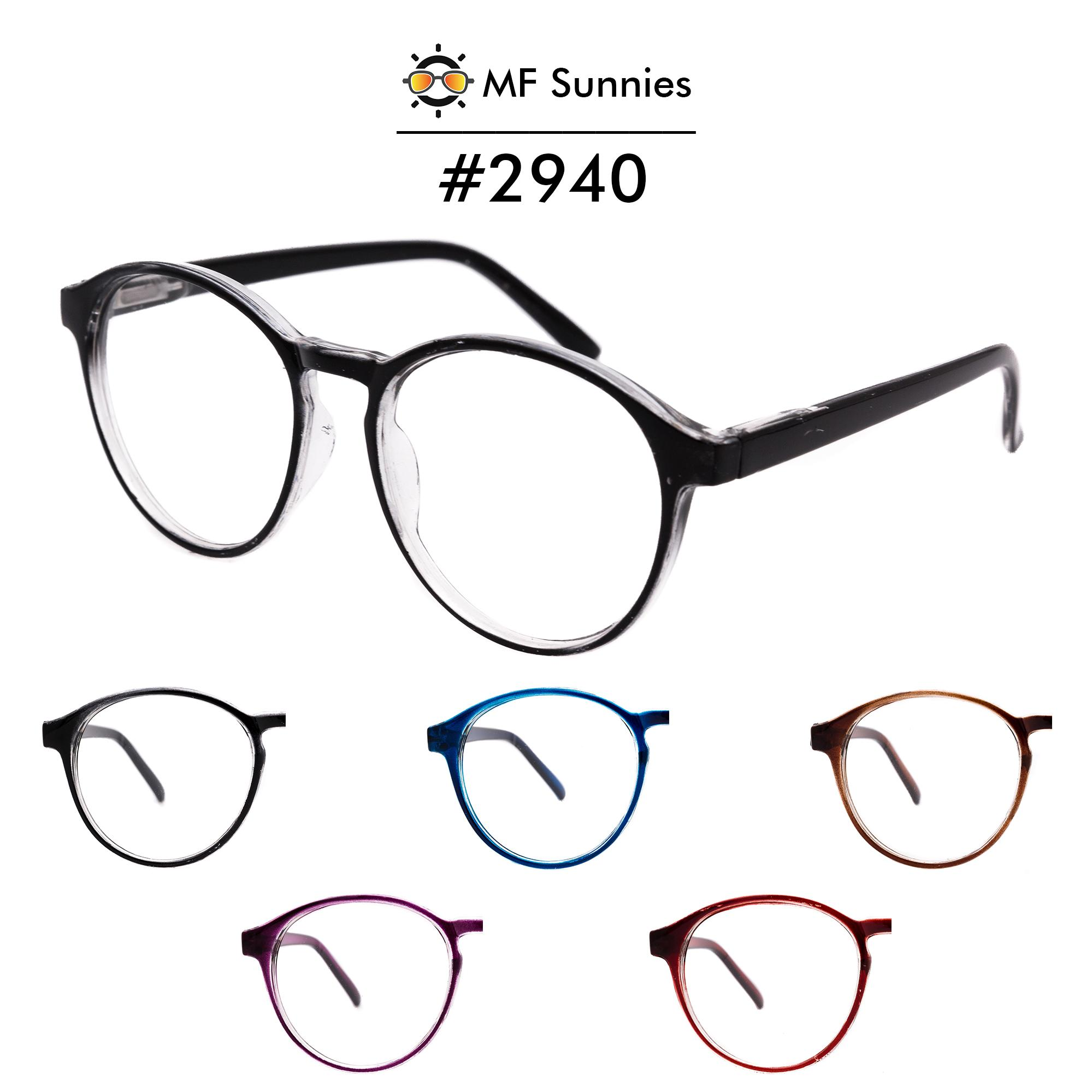 c76adb5ae288 MFSunnies Replaceable lens Anti Radiation Blue Light (Except Black Clear)  Acetate Frame Fashion