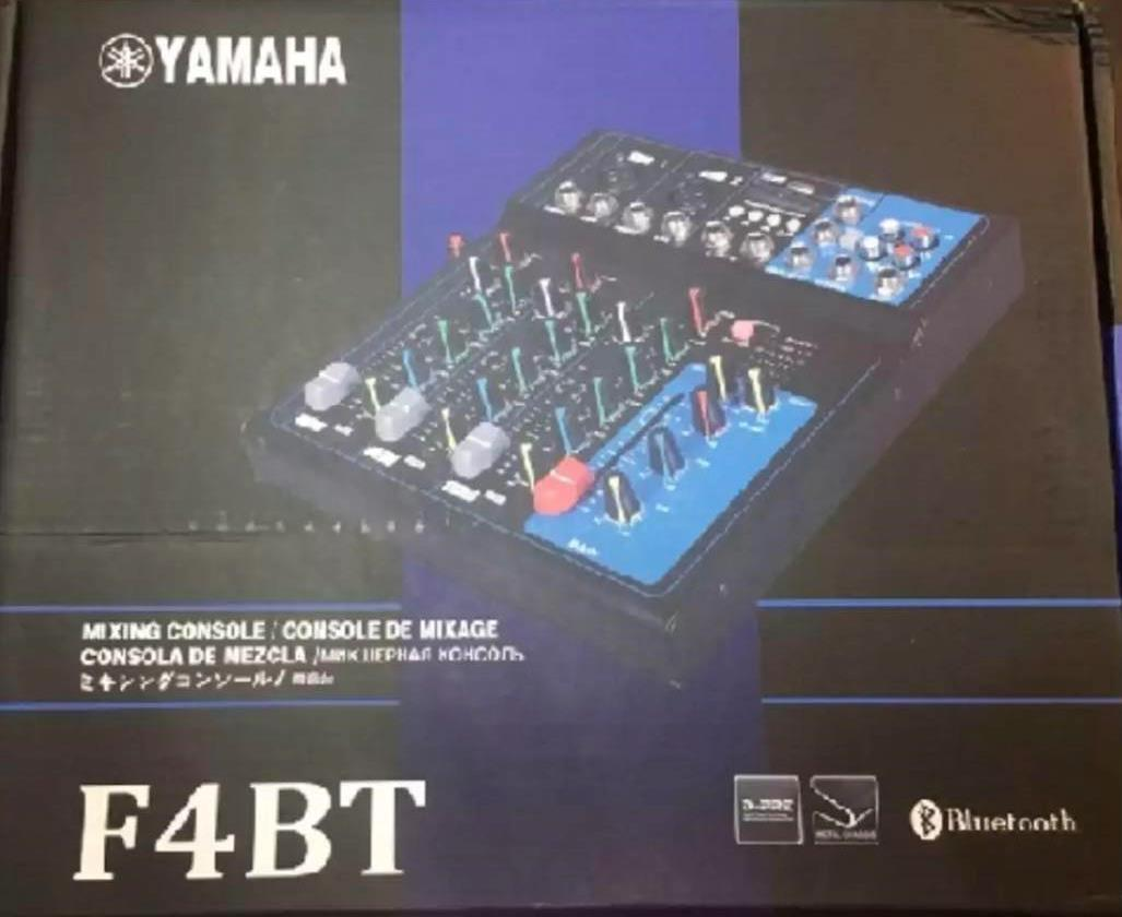 Mixers For Sale Audio Interface Prices Brands Specs In How To Build Mini Stereo Mixer Mic Line Pc Card Yamaha 4 Channel