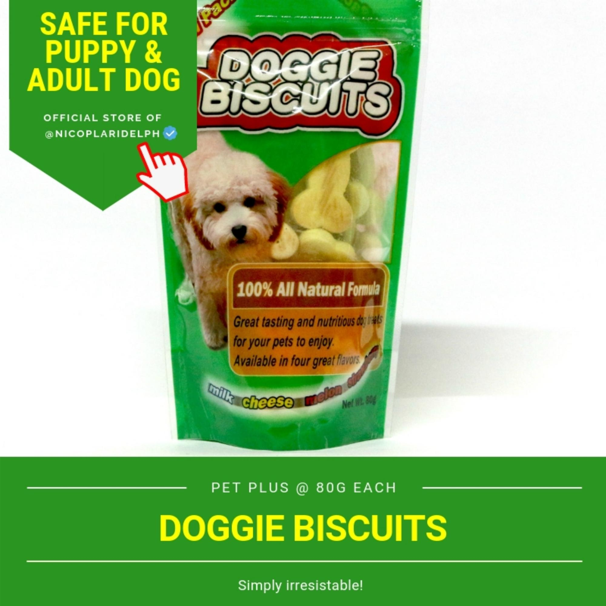 Doggie Biscuits (80g) By Nicoplaridelph.