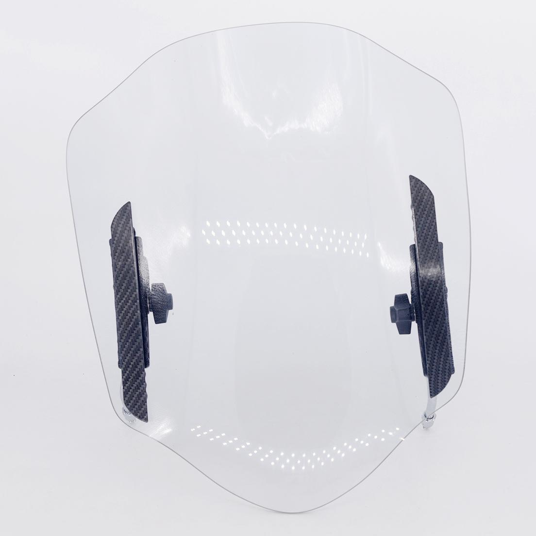 Motorcycle Universal Windshield Windscreen Visor By Lucky Market Place.