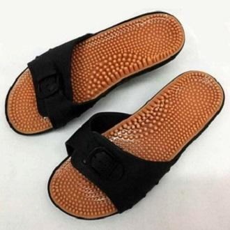 058e6c97eccb Slippers For Women s Korea Fashion Flats Acupuncture Massage Slippers Shoes