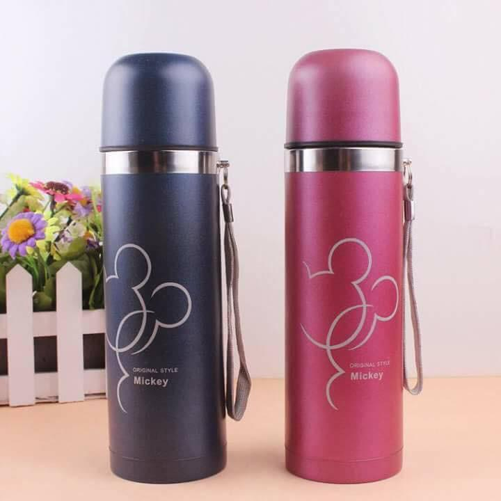 Stainless Steel Vacuum Flask Insulated Hot And Cold Tumber 500ml By Vtow Cp Gadget.