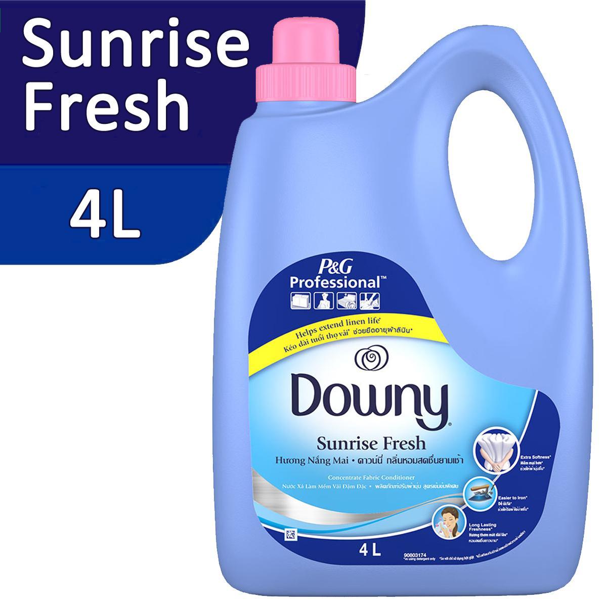 Downy Philippines Price List Antibac Fabric Conditioner Pewangi Pakaian 16l Refill Sunrise Fresh 4l