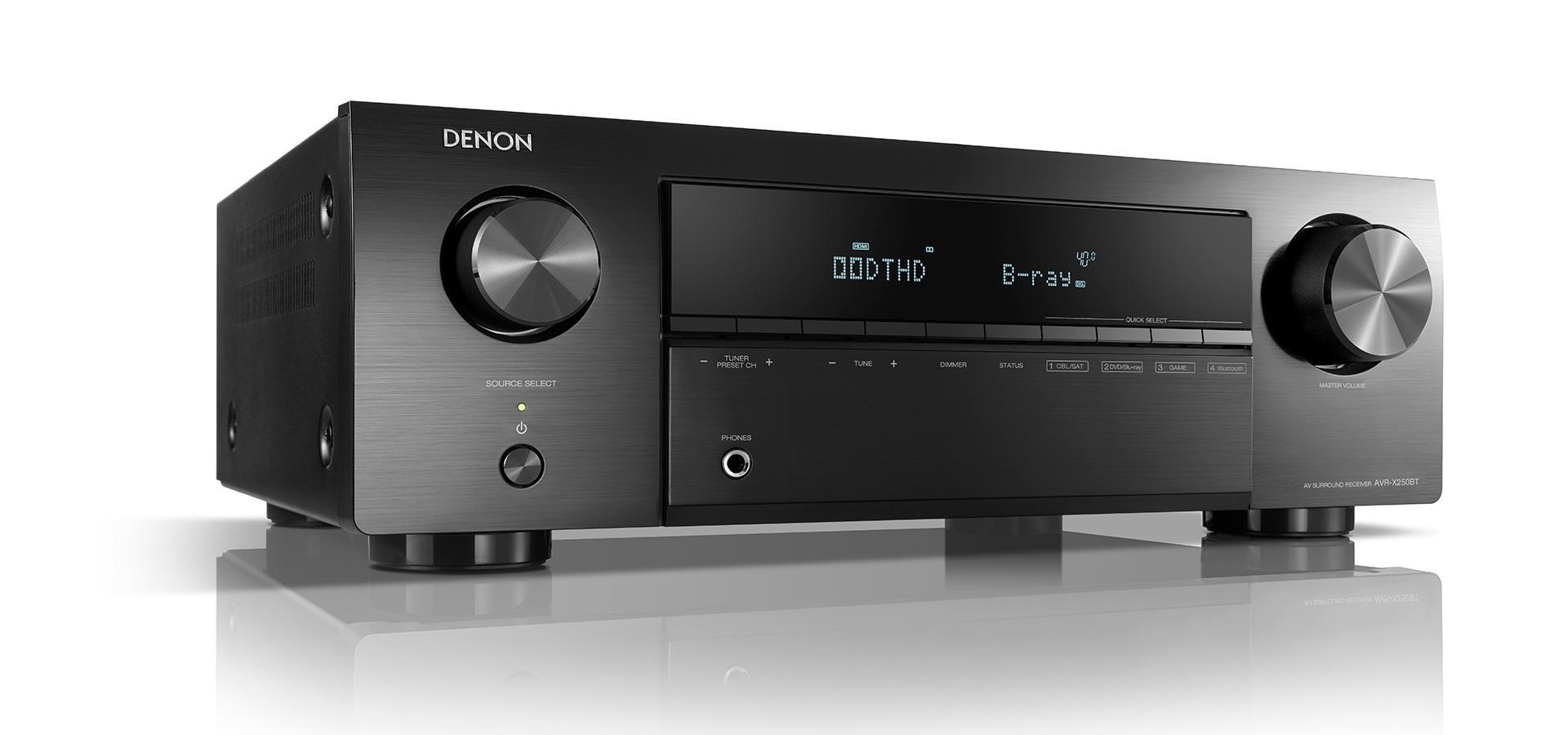 Denon Philippines Price List Home Entertainment Dvd Avr X3300w X250bt Av Surround Receiver