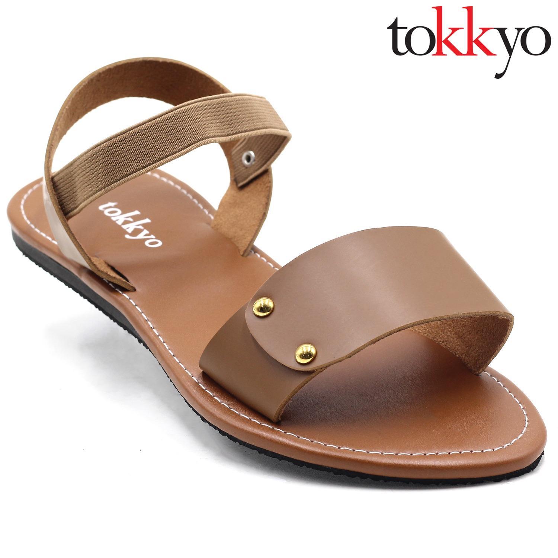 Tokkyo Shoes Women's Cali Flat Sandals