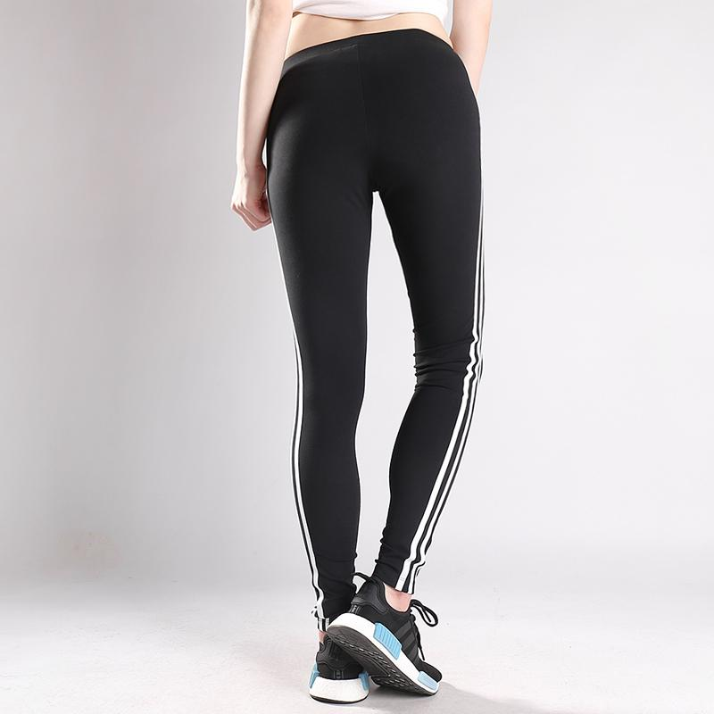 17c342957deac Adidas Clover women Pants 2019 Summer Athletic Pants Tight Skinny Pants  Elasticity Fitness Trousers CE2441