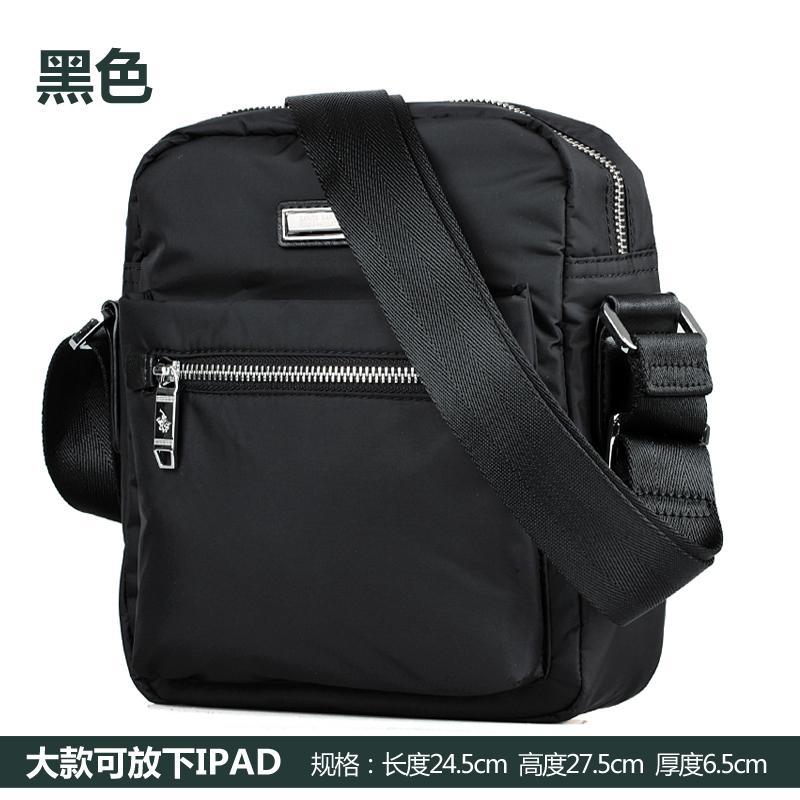 4272dd40796a Santa barbara POLO&RACQUET CLUB Men s bag bags Shoulder bag bags Canvas  Leisure Shoulder bag bags Oxford