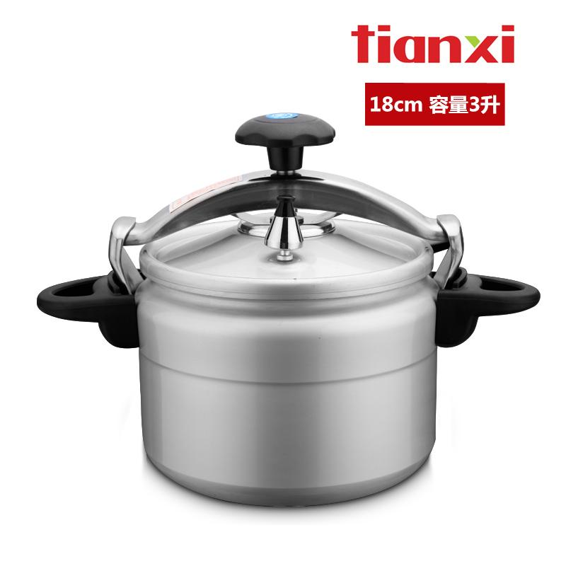 Tianxi co18 composite sole ya gai shi pressure cooker