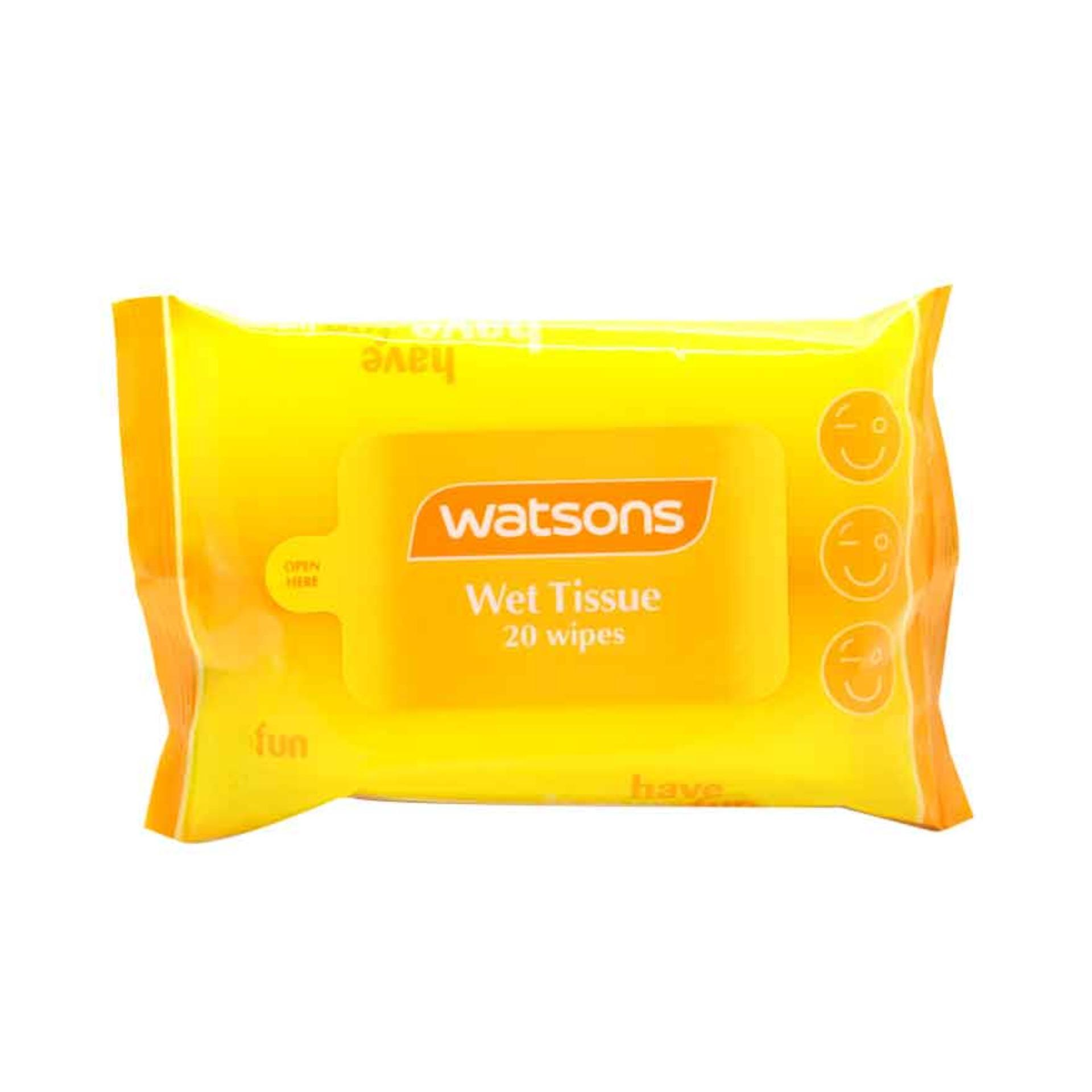 Watsons Wet Wipes Have Fun 20 Wipes By Watsons Personal Care Stores.
