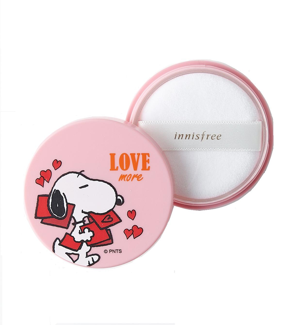 Innisfree No Sebum Mineral Powder (Snoopy) 5g Korean Cosmetics Philippines