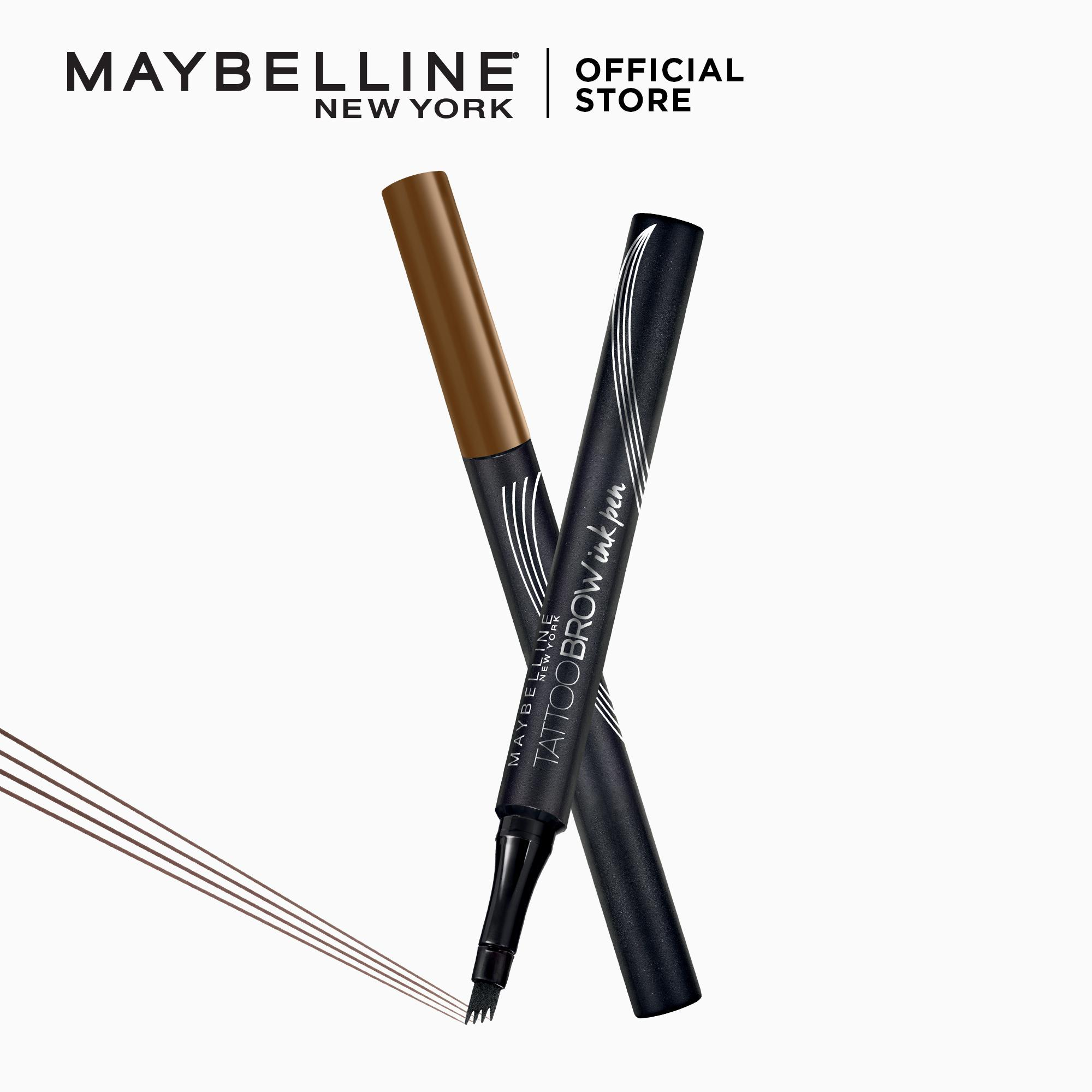 Tattoo Brow Ink Pen - [Long-Lasting Brows] by Maybelline Philippines