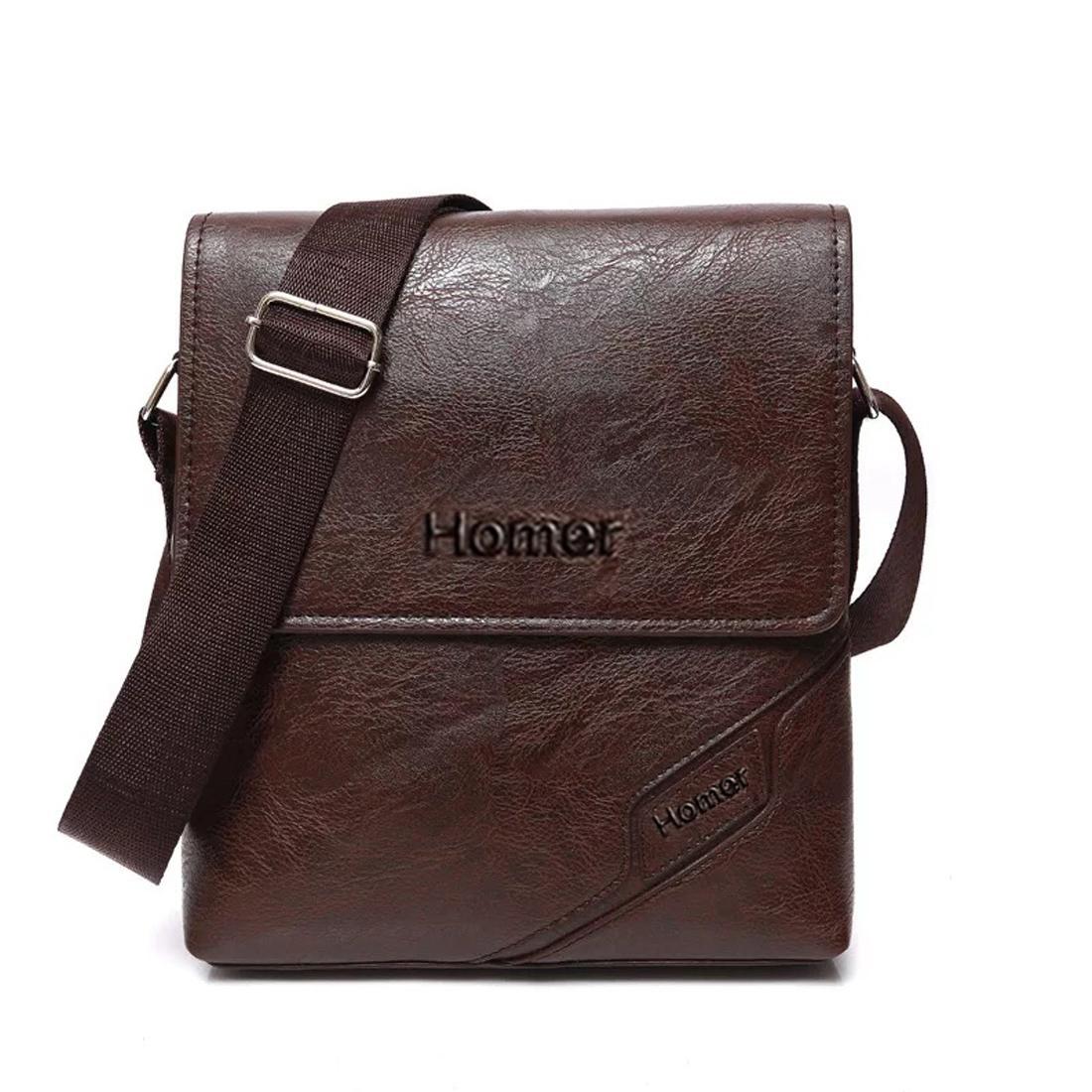 Moys Homer Fashion Flashed Plain CrossBody Bag